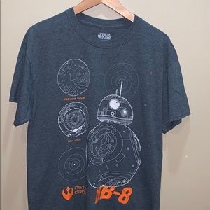 Star Wars Tee - Astro Droid
